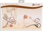 A4-GSE-17N ENCHANTED NATURE TRIM TO FIT NOTEBOOK SKIN 17'' G-CUBE
