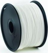 ABS PLASTIC FILAMENT ΓΙΑ 3D PRINTERS 1.75 MM WHITE GEMBIRD