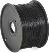 ABS PLASTIC FILAMENT ΓΙΑ 3D PRINTERS 3 MM BLACK GEMBIRD