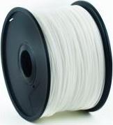 ABS PLASTIC FILAMENT ΓΙΑ 3D PRINTERS 3 MM WHITE GEMBIRD