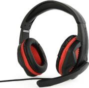 GHS-03 GAMING HEADSET WITH VOLUME CONTROL MATTE BLACK GEMBIRD