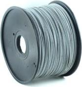 PLA PLASTIC FILAMENT ΓΙΑ 3D PRINTERS 1.75 MM GRAY GEMBIRD