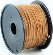 PLA PLASTIC FILAMENT ΓΙΑ 3D PRINTERS 3 MM GOLD GEMBIRD