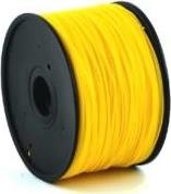 PLA PLASTIC FILAMENT ΓΙΑ 3D PRINTERS 3 MM GOLDEN-YELLOW GEMBIRD