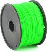 PLA PLASTIC FILAMENT ΓΙΑ 3D PRINTERS 3 MM GREEN GEMBIRD