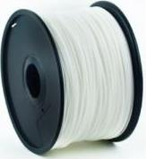 PLA PLASTIC FILAMENT ΓΙΑ 3D PRINTERS 3 MM WHITE GEMBIRD