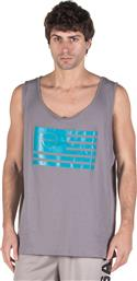 TANK TOP MEN SUPERLOGO COLOR EDITION 17-19043-FLAG ΓΚΡΙ GSA