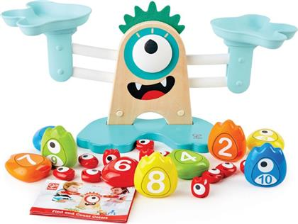EARLY EXPLORER ΞΥΛΙΝΗ ΖΥΓΑΡΙΑ MONSTER MATH SCALE (E0511) HAPE