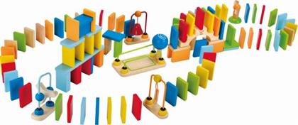 EARLY EXPLORER ΞΥΛΙΝΟ DYNAMO DOMINOES (E1042) HAPE