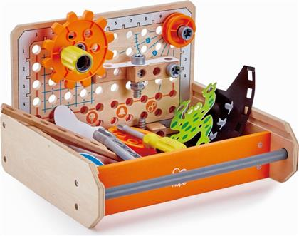 EARLY EXPLORER ΞΥΛΙΝΟ ΣΕΤ ΕΡΓΑΛΕΙΩΝ SCIENCE EXPERIMENT TOOLBOX (E3029) HAPE