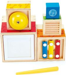 EARLY MELODIES ΞΥΛΙΝΟ STACKING MUSIC SET (E0336A) HAPE