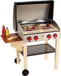 PLAYFULLY DELICIOUS ΞΥΛΙΝΟ BBQ GOURMET GRILL (E3127A) HAPE