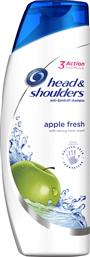 ΣΑΜΠΟΥΑΝ APPLE FRESH (360ML) HEAD & SHOULDERS