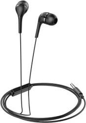 EARPHONES DRUMBEAT UNIVERSAL WITH MIC M40 BLACK HOCO