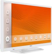 TV 24HL6101H/B 24'' LED HD READY WHITE HORIZON