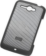HARD CASE HC C750 ONE V BLACK PLASTIC HTC