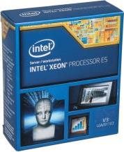 CPU XEON E5-2603 V3 1.6GHZ W/O FAN LGA2011-3 - BOX INTEL