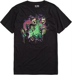 T-SHIRT WORLD OF WARCRAFT GUL'DAN DESTROYER OF DREAMS ΜΑΥΡΟ - S JINX