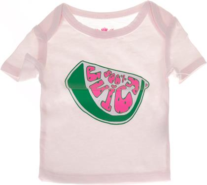 ΒΡΕΦΙΚΟ T-SHIRT ΡΟΖ JUICY COUTURE KIDS