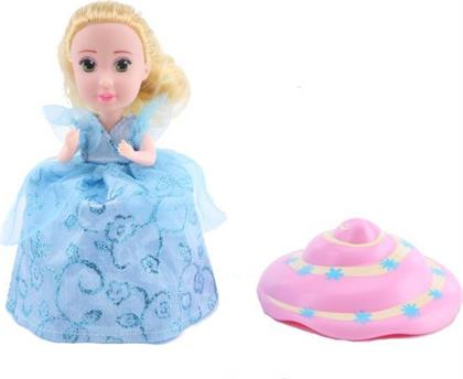 CUP CAKE SERIES3 SURPRISE PRINCESS DOLL-12 ΣΧΕΔΙΑ (1091) JUST TOYS