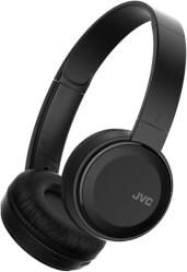 HA-S30BT WIRELESS BLUETOOTH HEADPHONES WITH BUILT-IN MICROPHONE BLACK JVC