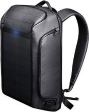 BEAM BACKPACK WITH SOLAR PANEL BLACK KINGSONS