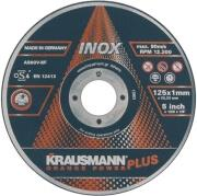 ΔΙΣΚΟΣ ΚΟΠΗΣ INOX DRONCO INOX PLUS 115MM KRAUSMANN