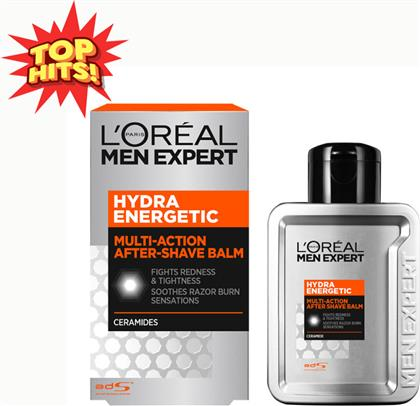 AFTER SHAVE BALM HYDRA ENERGETIC 100ML LOREAL