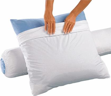 TENCEL LYOCELL JERSEY WATERPROOF PILLOW AND BOLSTE LA REDOUTE INTERIEURS