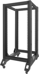 OPEN RACK 19'' 22U/600X800MM BLACK LANBERG