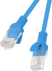 PATCHCORD CAT.5E 0.5M BLUE LANBERG