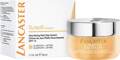 SURACTIF COMFORT LIFT - NOURISHING RICH DAY CREAM SPF15 50 ML - 8571036111 LANCASTER
