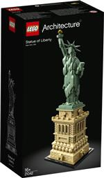 LEGO ARCHITECTURE STATUE OF LIBERTY (21042) LEGO TOYS