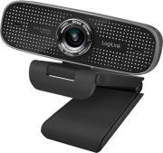 UA0378 CONFERENCE HD USB WEBCAM, 100°, DUAL MICROPHONE, MANUAL FOCUS LOGILINK
