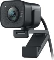 STREAMCAM FULL HD USB-C WEBCAM GRAPHITE LOGITECH