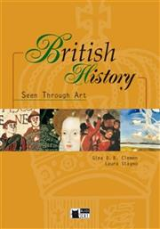 BRITISH HISTORY SEEN THROUGH ART (+CD) ΜΑΡΙΝ-BLACK CAT