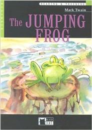 JUMPING FROG (BOOK+CD) ΜΑΡΙΝ BLACK CAT