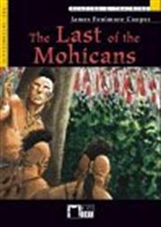 LAST OF THE MOHICANS (BOOK+CD) ΜΑΡΙΝ-BLACK CAT