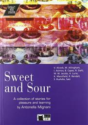 SWEET AND SOUR (+CD) ΜΑΡΙΝ-BLACK CAT