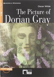 THE PICTURE OF DORIAN GRAY (+CD) ΜΑΡΙΝ-BLACK CAT