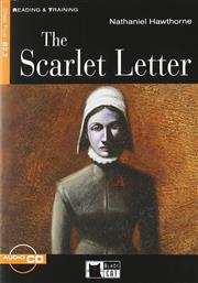 THE SCARLET LETTER (+CD) ΜΑΡΙΝ-BLACK CAT