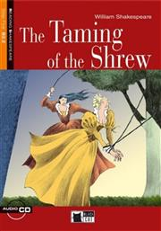 THE TAMING OF THE SHREW (+CD) ΜΑΡΙΝ BLACK CAT