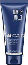 SPECIALISTS BB BEAUTY BALM FOR MIRACLE HAIR ΜΕΤΑΞΕΝΙΟ ΒΑΛΣΑΜΟ ΜΑΛΛΙΩΝ ΓΙΑ ΕΚΠΛΗΚΤΙΚΗ ΛΑΜΨΗ 100ML MARLIES MOLLER