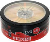 DVD-R 4,7 GB 16X 25 PCS MAXELL