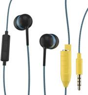 EB SHARE IN-EAR HANDSFREE BLUE MAXELL
