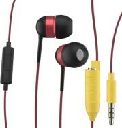 EB SHARE IN-EAR HANDSFREE RED MAXELL