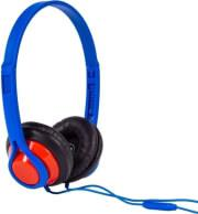 HP360 LEGACY HEADPHONES WITH MIC BLUE MAXELL