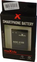 BATTERY FOR NOKIA 6100 / 6230 / 6300 / BL-4C 1050MAH MAXLIFE