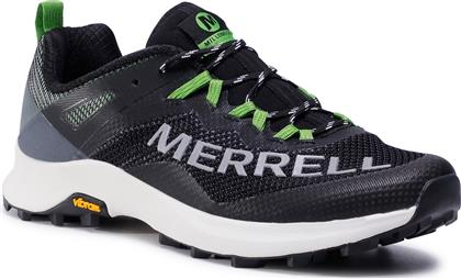 ΠΑΠΟΥΤΣΙΑ - MTL LONG SKY J066299 BLACK/LIME MERRELL