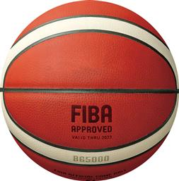 FIBA APPROVED BASKETBALL SIZE 7 B7G2010 ΠΟΡΤΟΚΑΛΙ MOLTEN